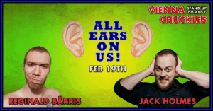 All Ears on Us Banner