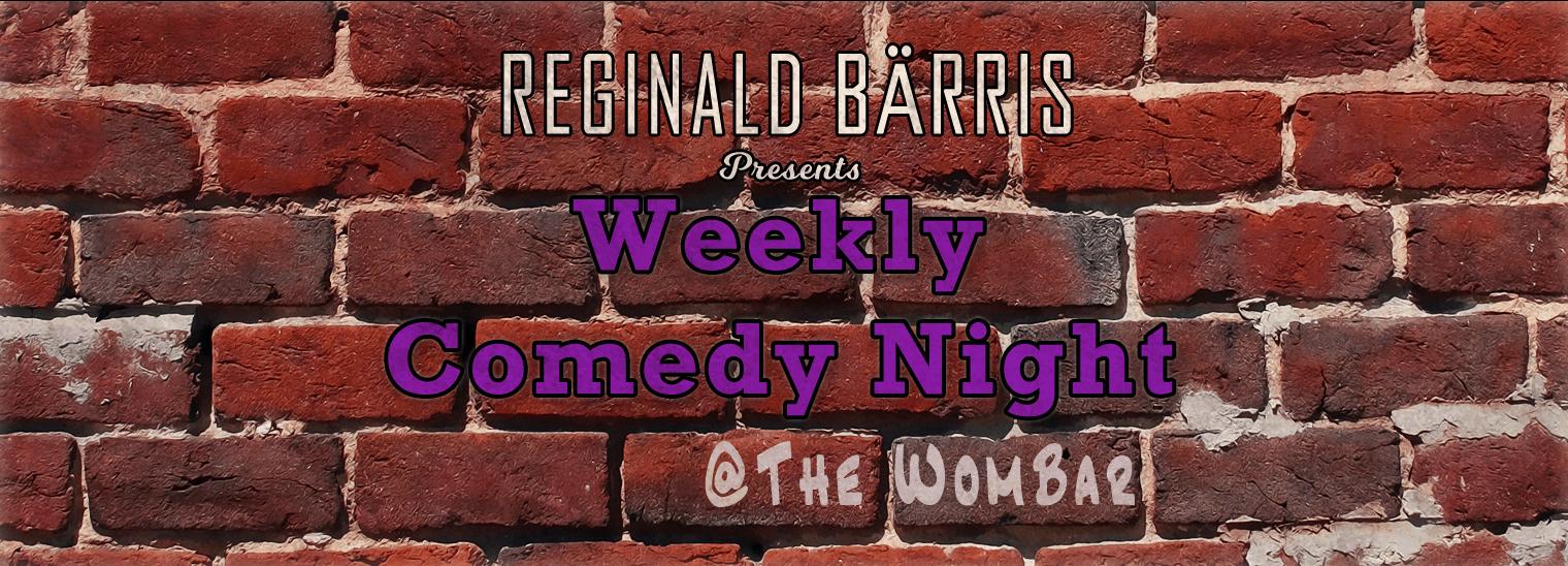 WomBar Comedy Night